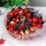 Frutta marturana del Caffè Scamporrino - Ciliegie.